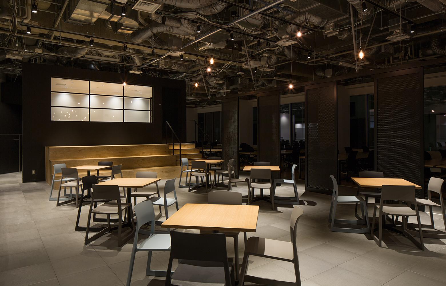 KLab株式会社(Laboratory Office) Meeting Lounge_3 デザイン・レイアウト事例