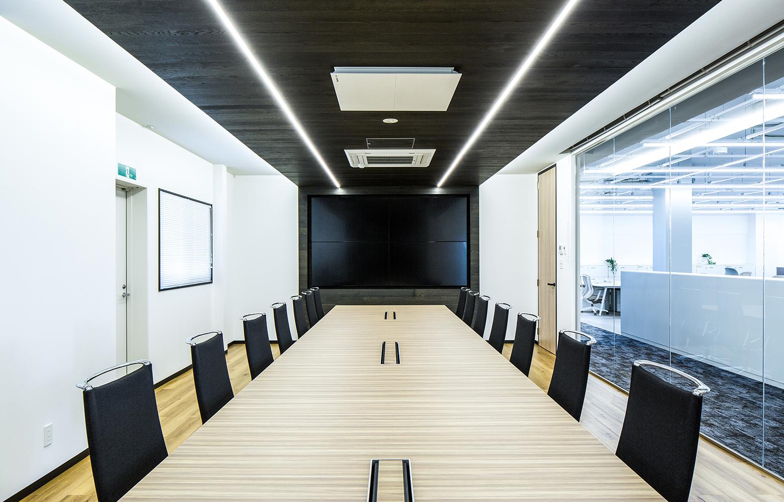 平安セレモニー株式会社 Meeting Room デザイン・レイアウト事例