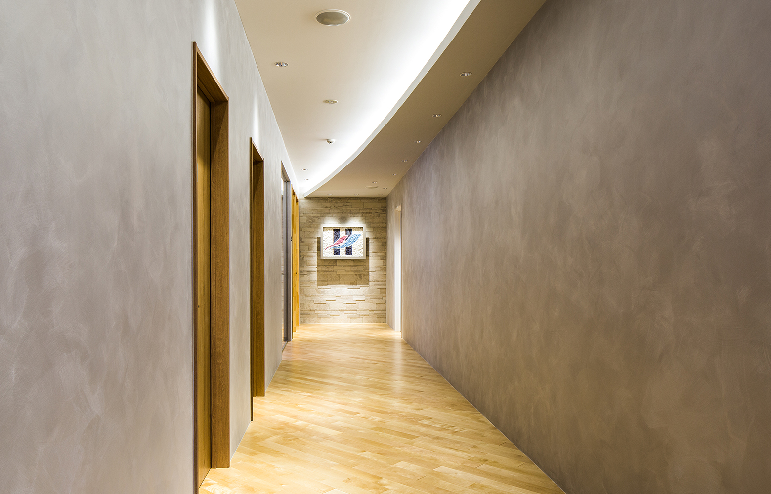 平安セレモニー株式会社 Corridor デザイン・レイアウト事例