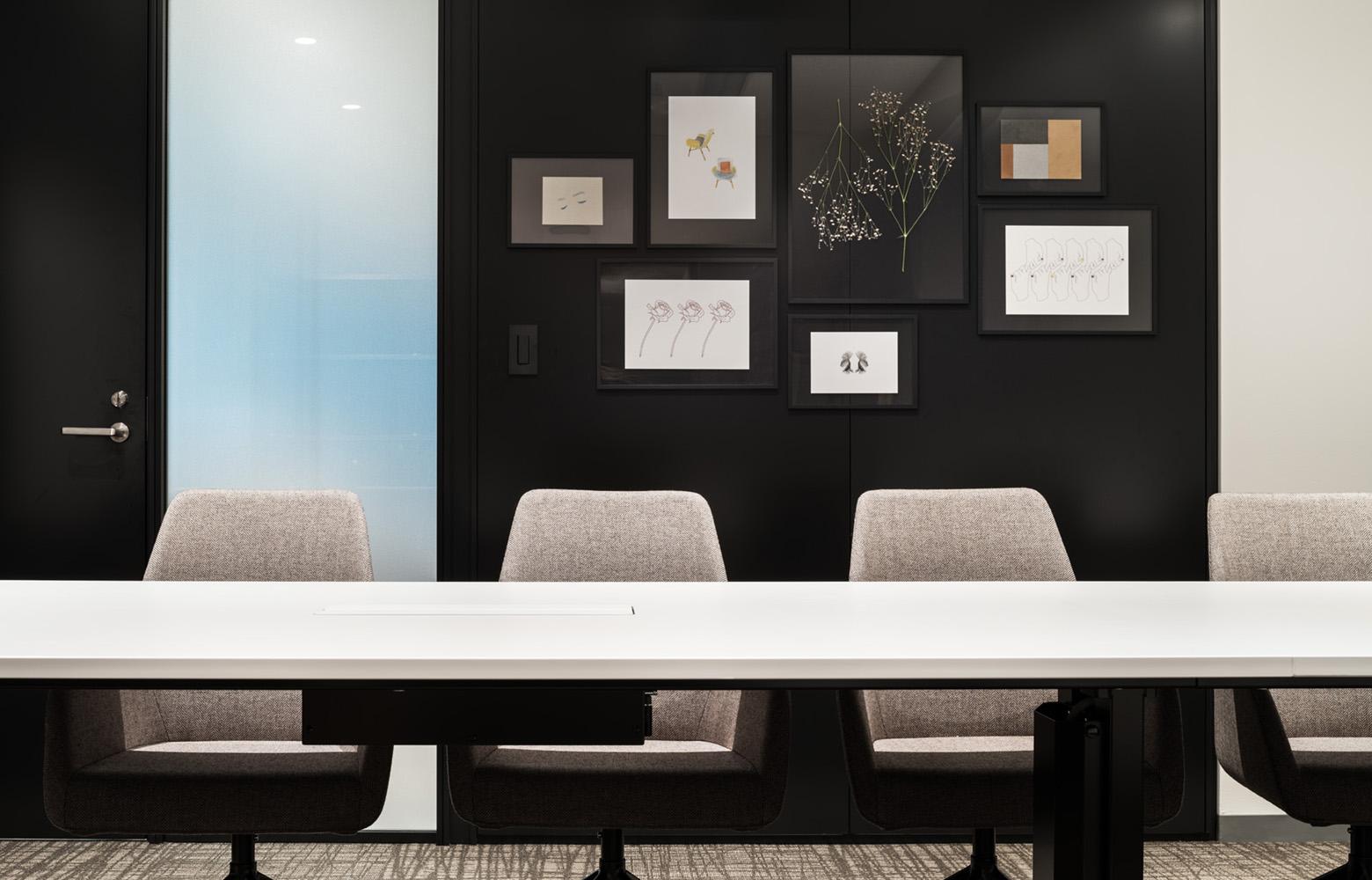 会議室をアップグレード