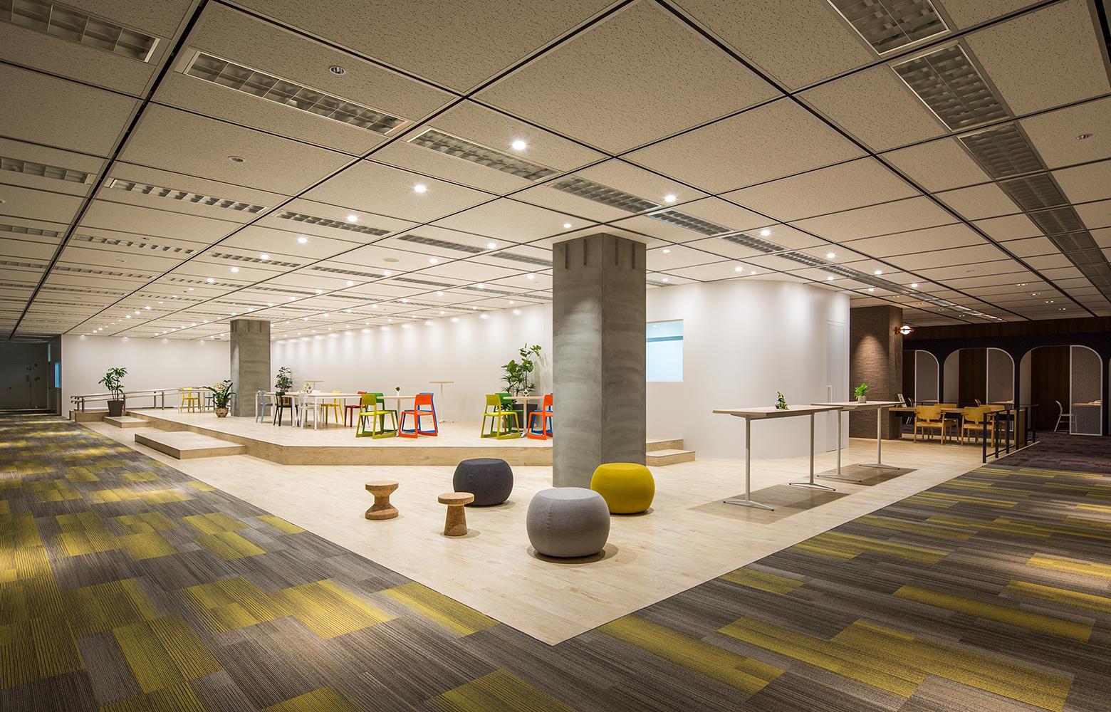 日本電信電話株式会社 横須賀研究開発センタ床・フロア