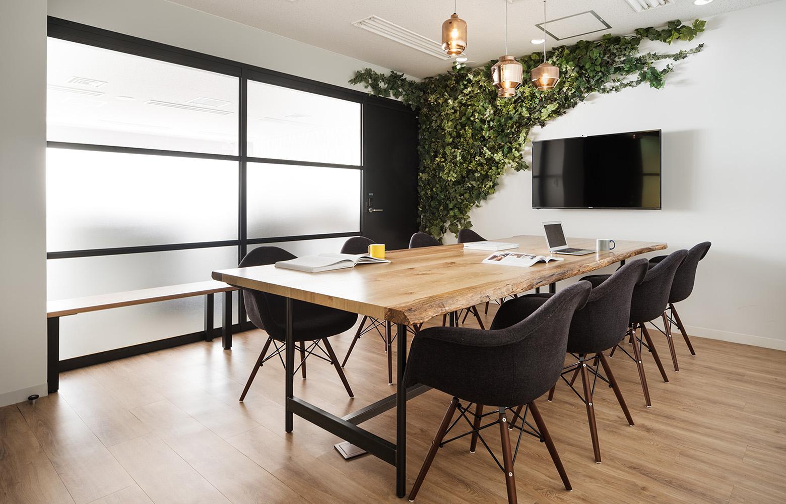 株式会社RDサポート Meeting Space デザイン・レイアウト事例