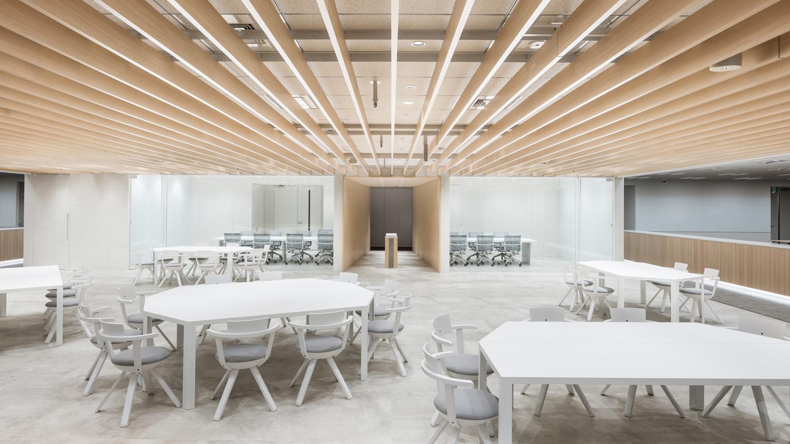 ダイアモンドヘッド株式会社  Sapporo Office Free Space_3 デザイン・レイアウト事例