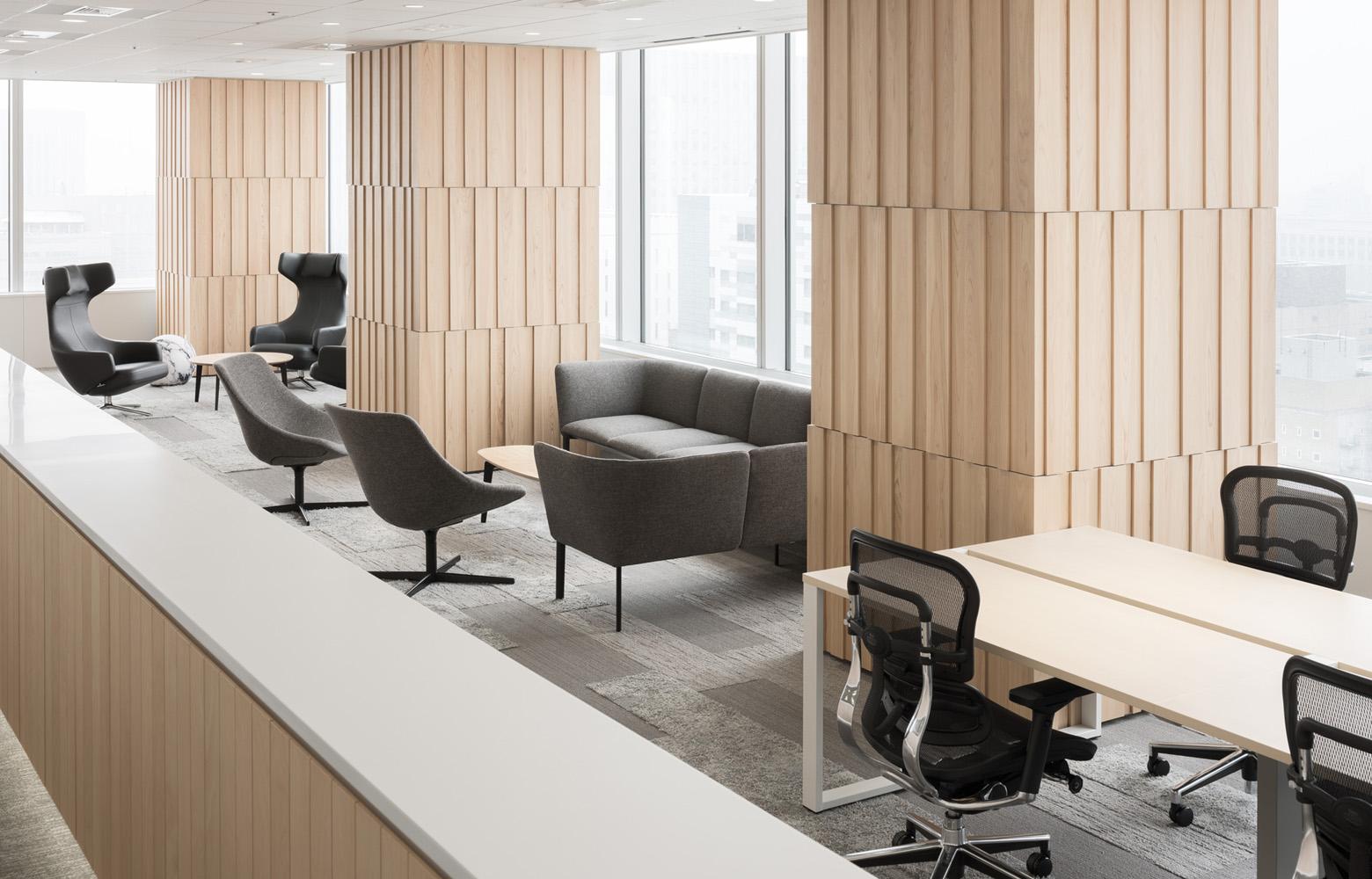 ダイアモンドヘッド株式会社  Sapporo Office Refresh Space_4 デザイン・レイアウト事例