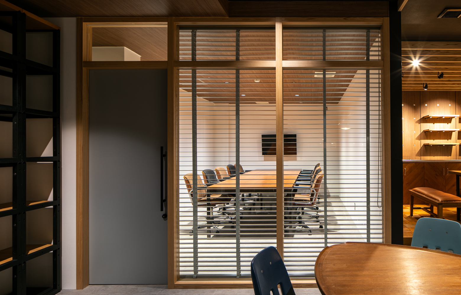 株式会社ヨコハマ機工 Meeting Room デザイン・レイアウト事例