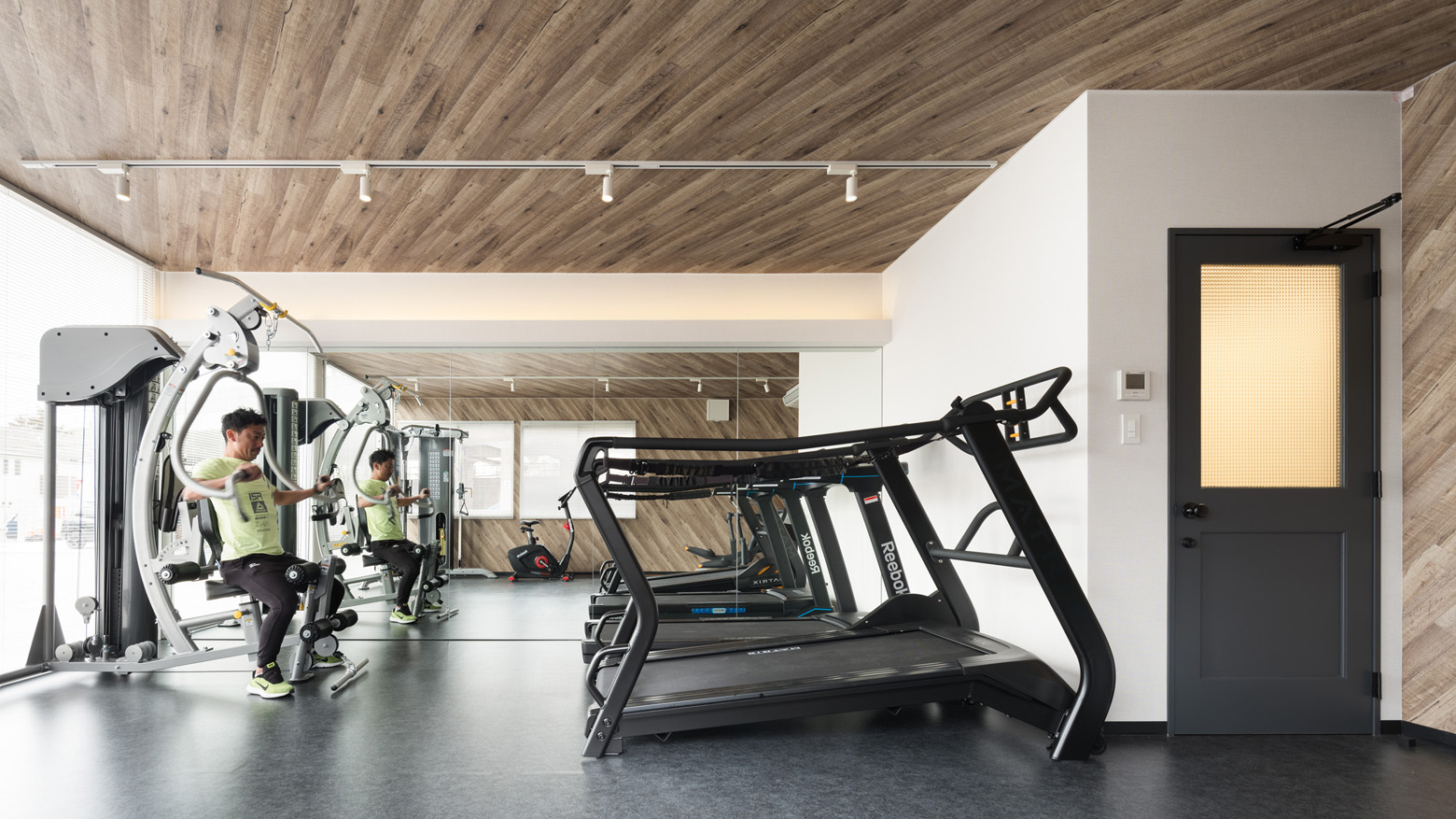 ベイラインエクスプレス株式会社 Gym Space デザイン・レイアウト事例