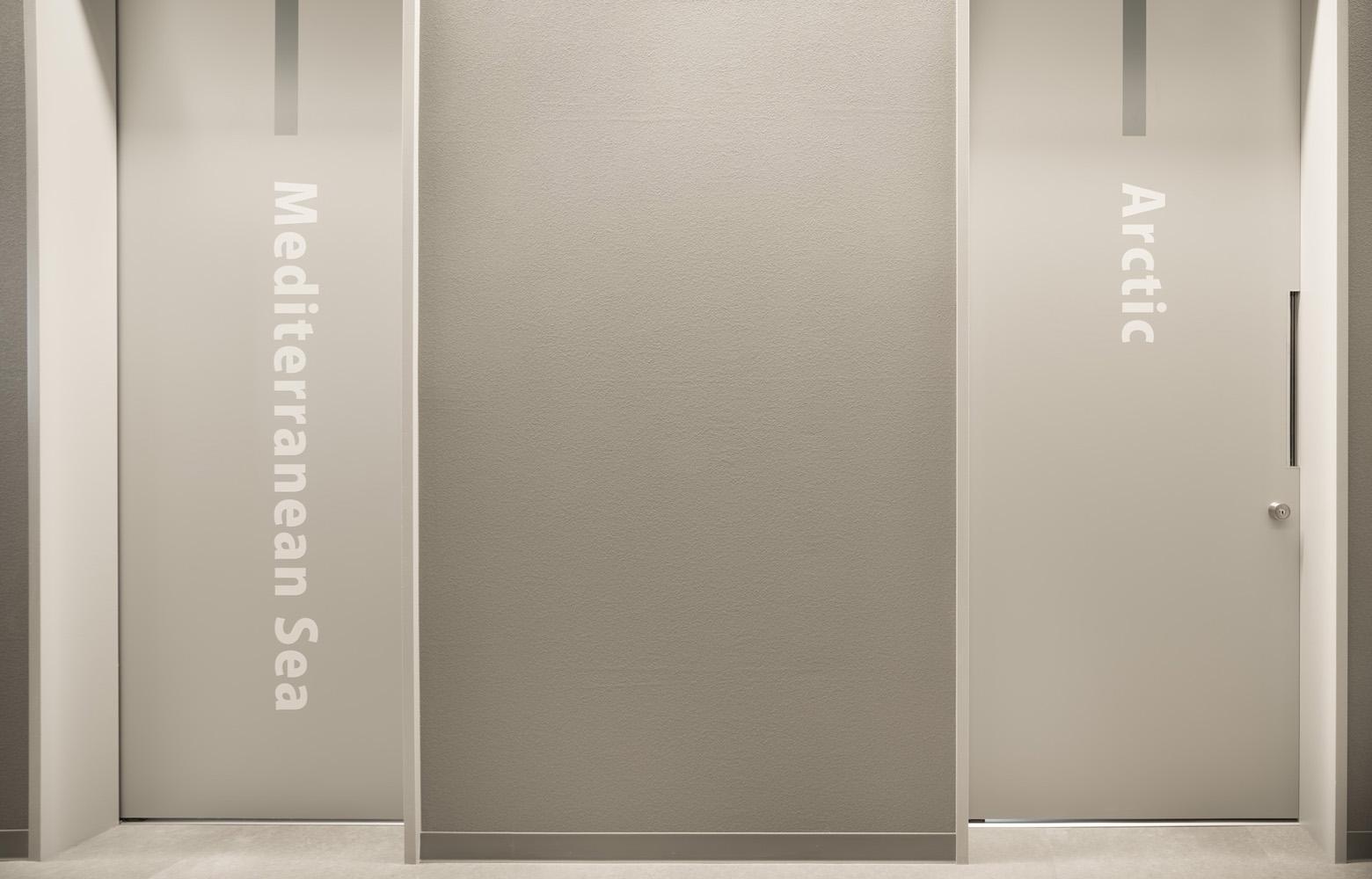 ベイラインエクスプレス株式会社 Sleeping Room デザイン・レイアウト事例