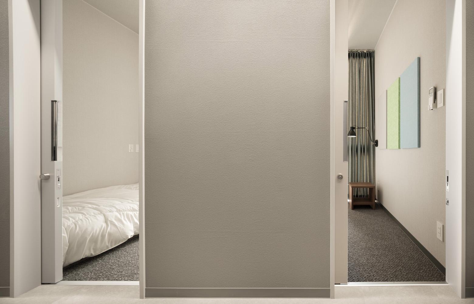 ベイラインエクスプレス株式会社 Sleeping Room_2 デザイン・レイアウト事例