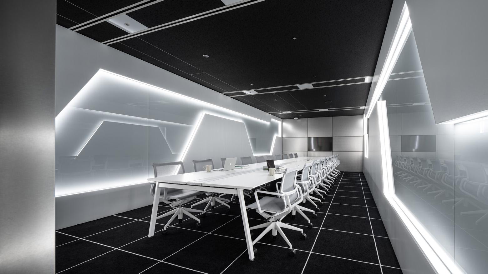 株式会社NTTデータMSE Shinagawa Office会議室・応接室