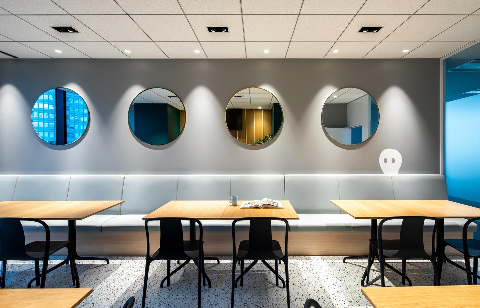 KLab株式会社 Roppongi Office Refresh Space_3 デザイン・レイアウト事例