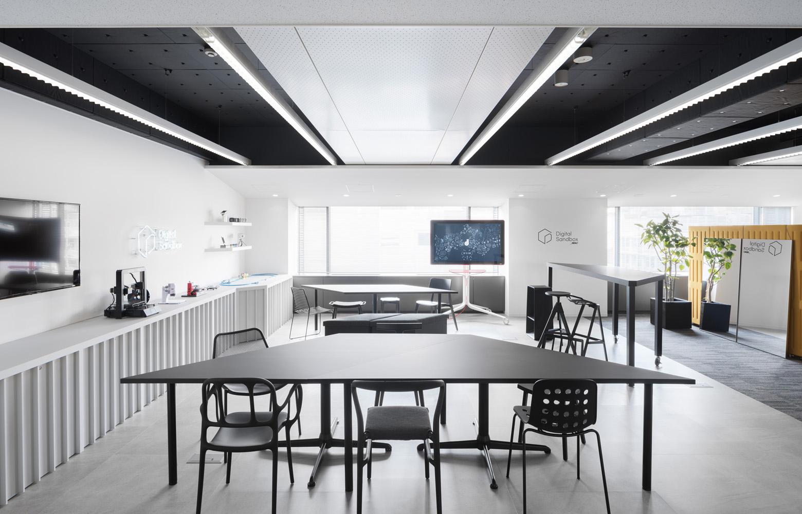 株式会社日本能率協会コンサルティング Exhibition Space デザイン・レイアウト事例