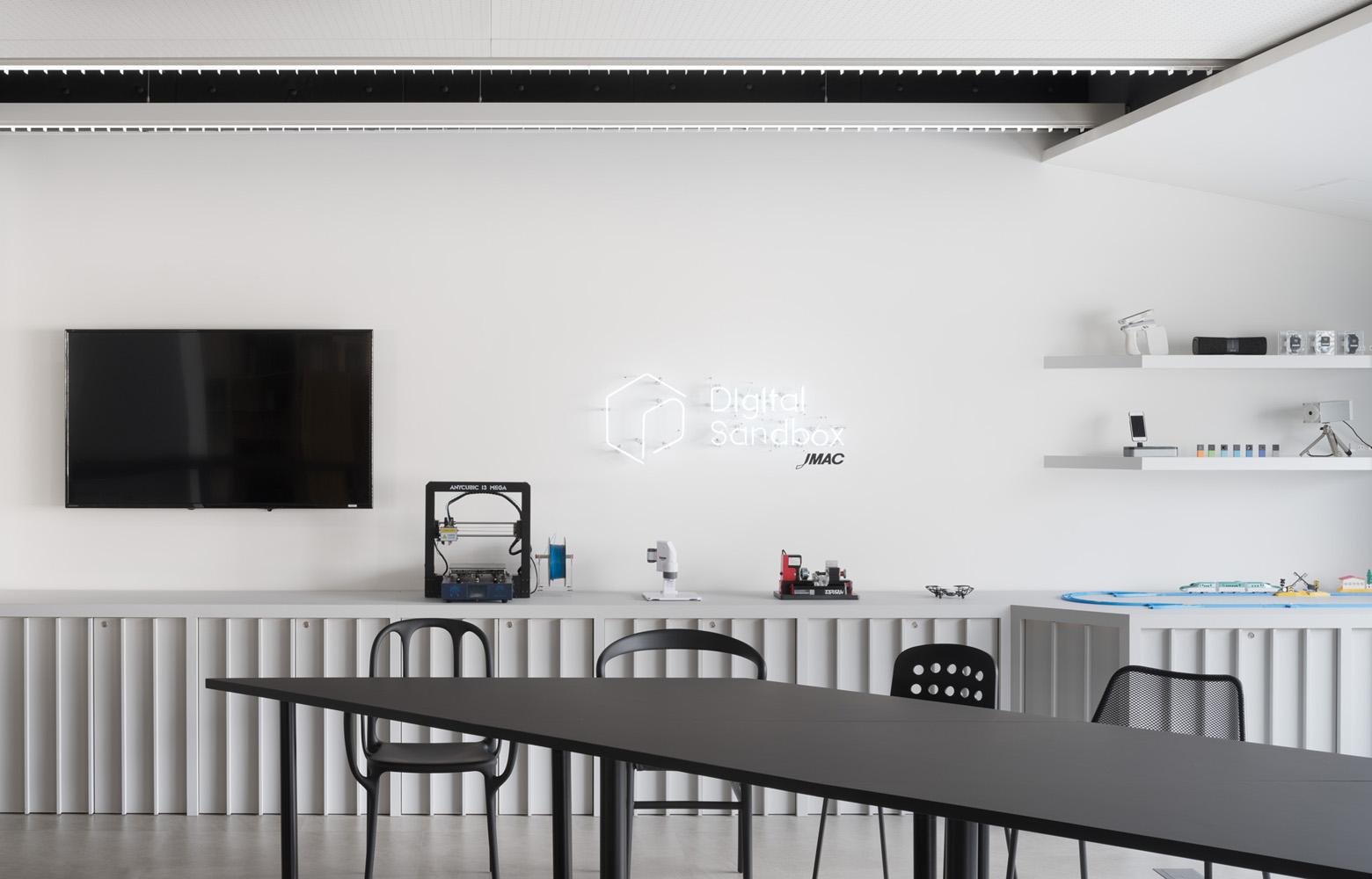 株式会社日本能率協会コンサルティング Exhibition Space_3 デザイン・レイアウト事例