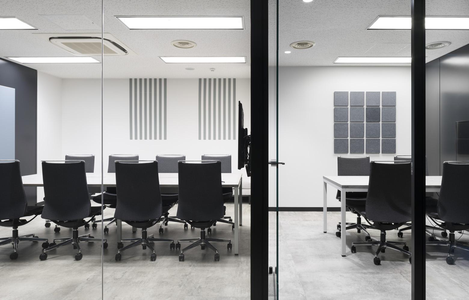 リンクタイズ株式会社 Meeting Room_2 デザイン・レイアウト事例