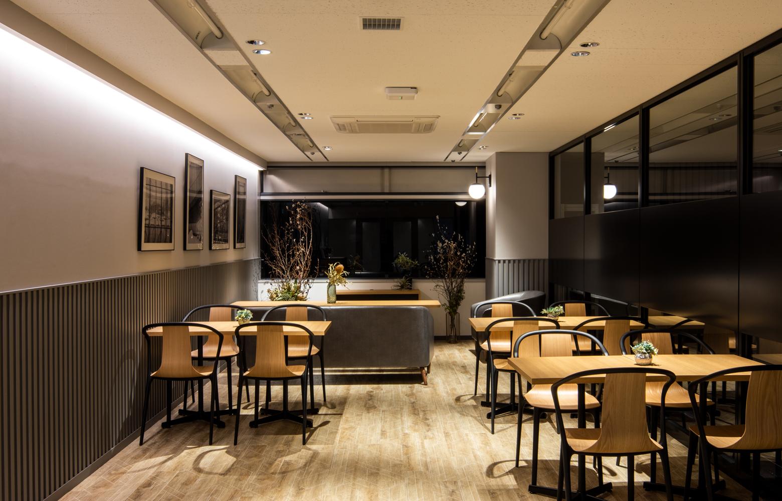 KLab株式会社 Fukuoka Office Refresh Space デザイン・レイアウト事例