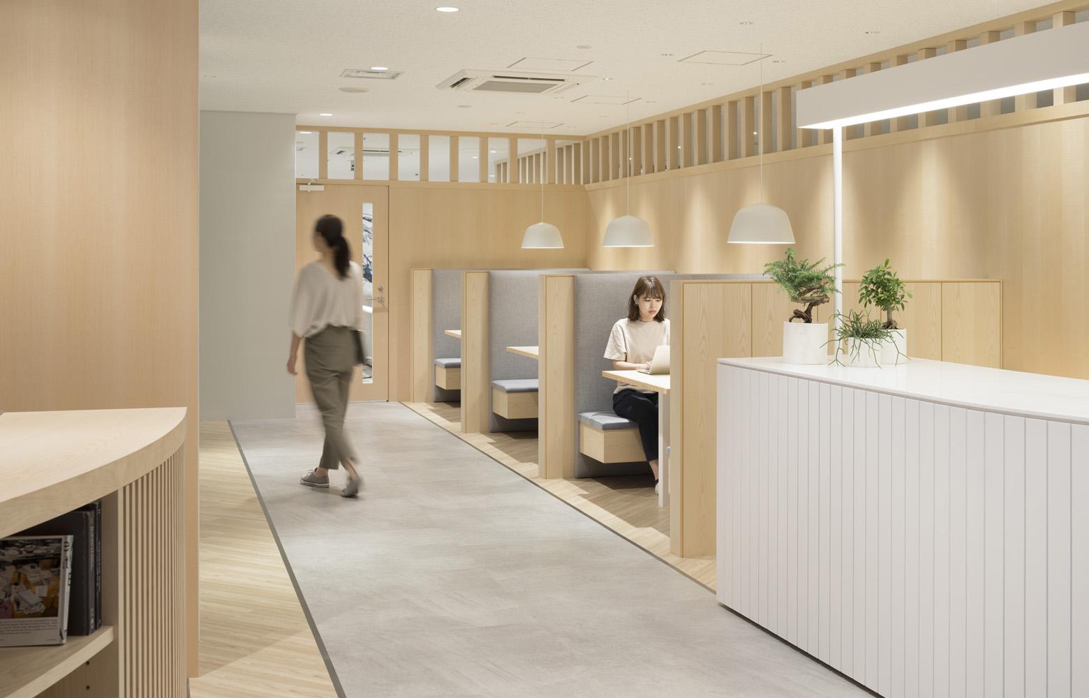 公益財団法人日本陸上競技連盟 Meeting Booth デザイン・レイアウト事例