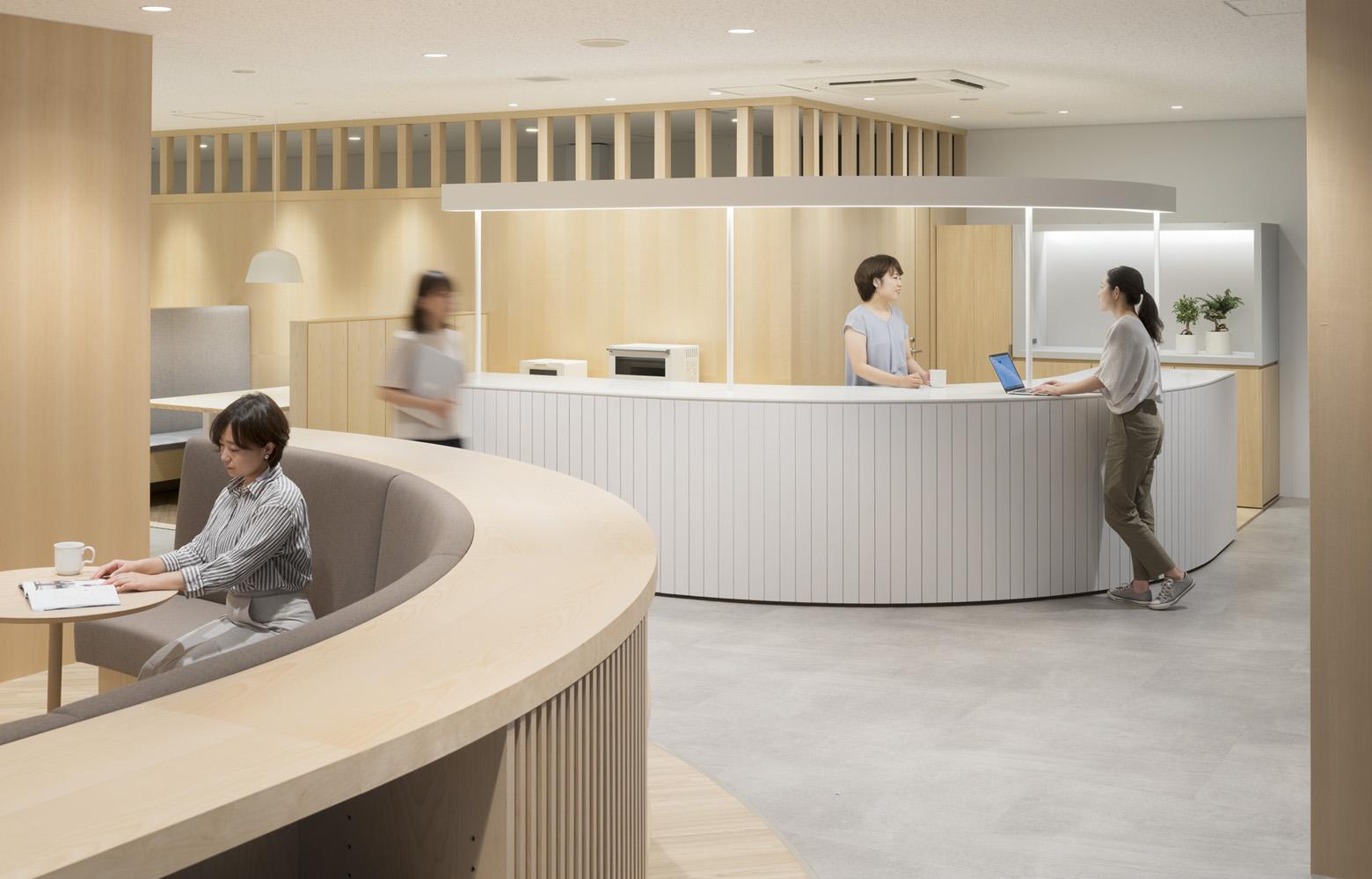 公益財団法人日本陸上競技連盟 Free Space デザイン・レイアウト事例