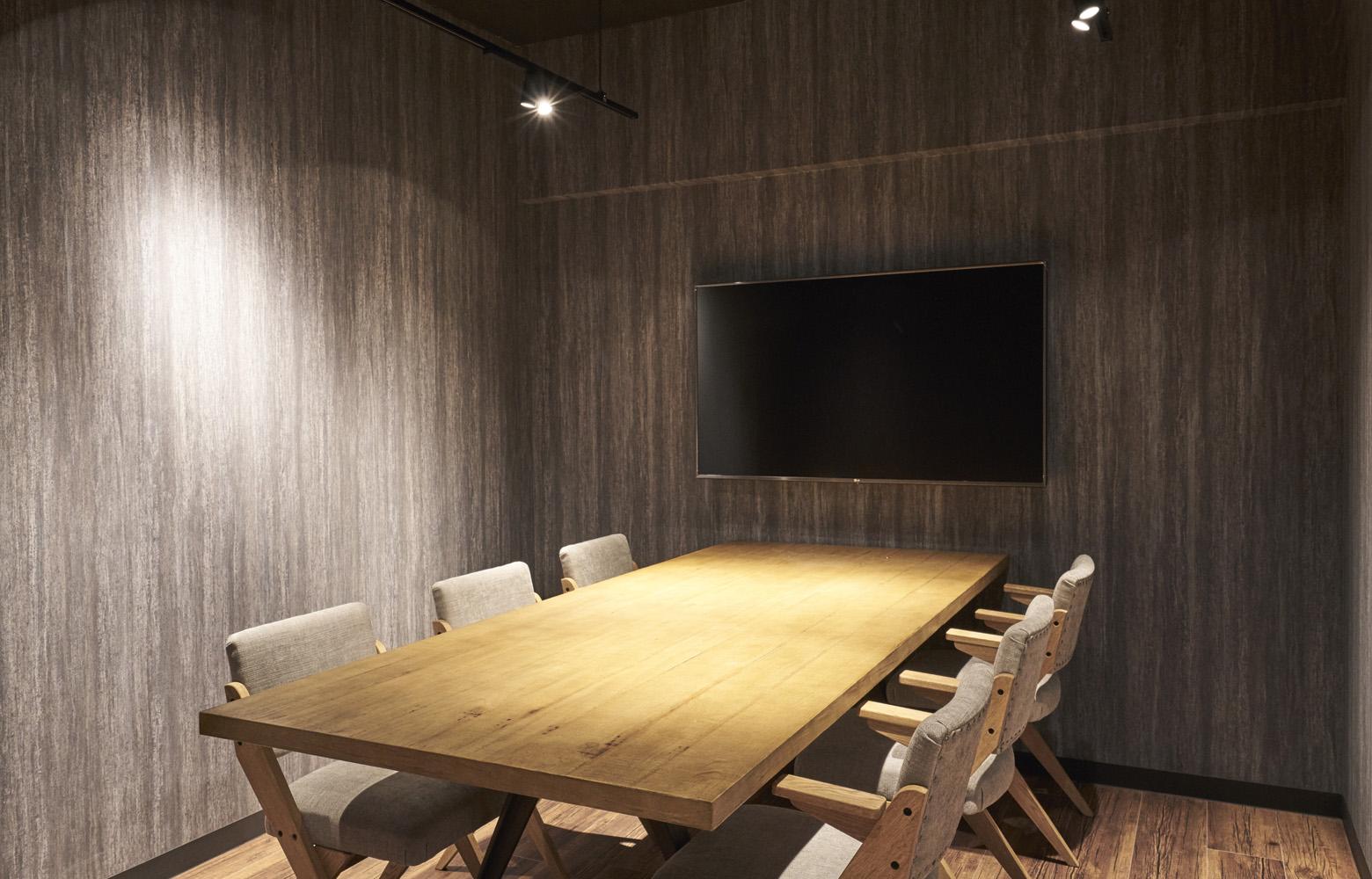株式会社TEN&Co. Meeting Room デザイン・レイアウト事例
