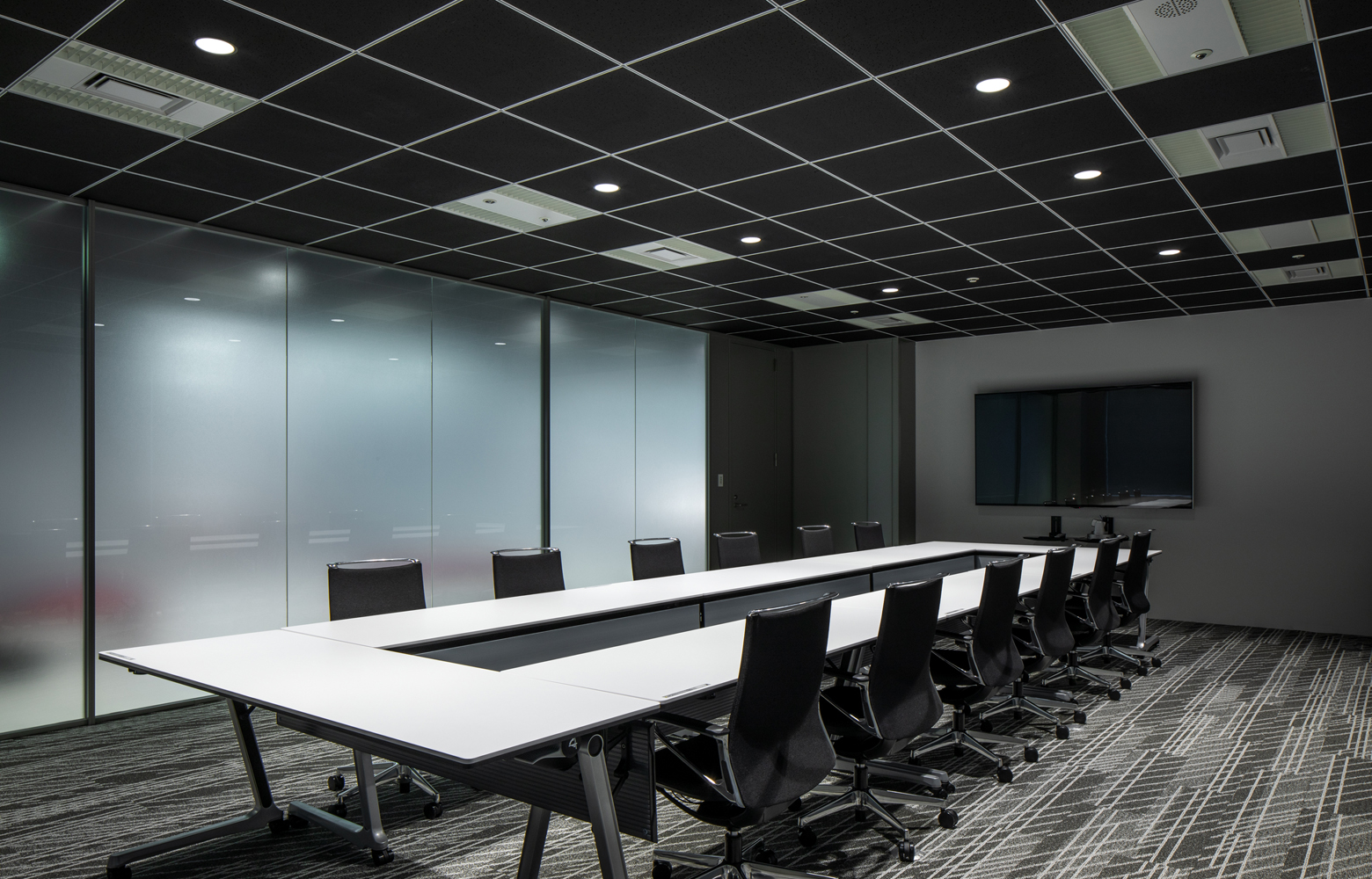 株式会社ビーネックスグループ Meeting Room_5 デザイン・レイアウト事例