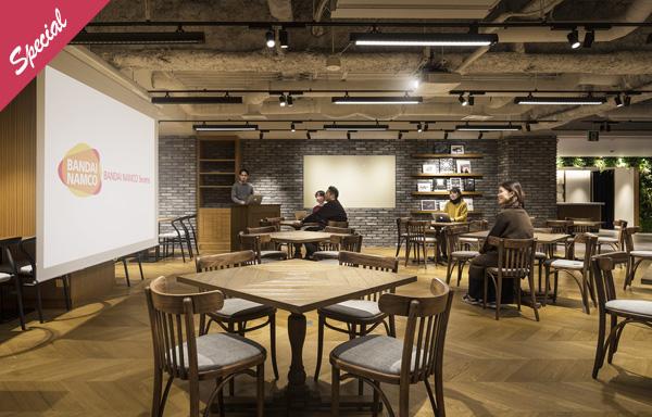 働き方を見直し、グループシナジーを高めるオフィスデザイン
