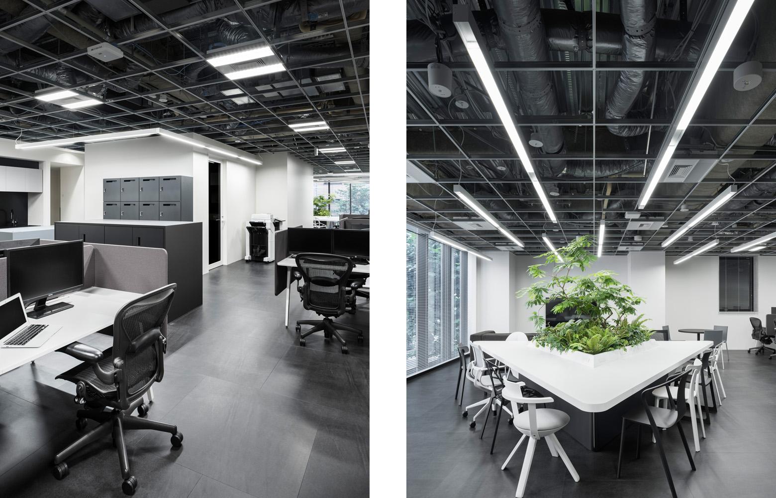 株式会社イエラエセキュリティ Work Space / Free Space_4 デザイン・レイアウト事例