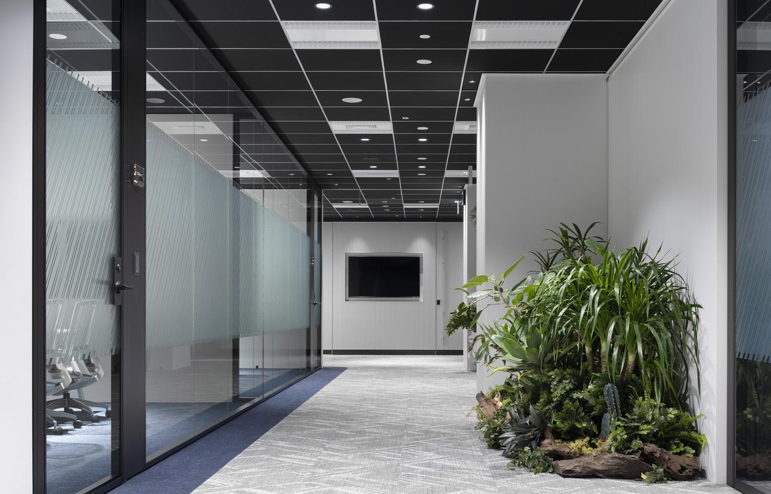 東洋アルミニウム株式会社 Meeting Room_2 デザイン・レイアウト事例