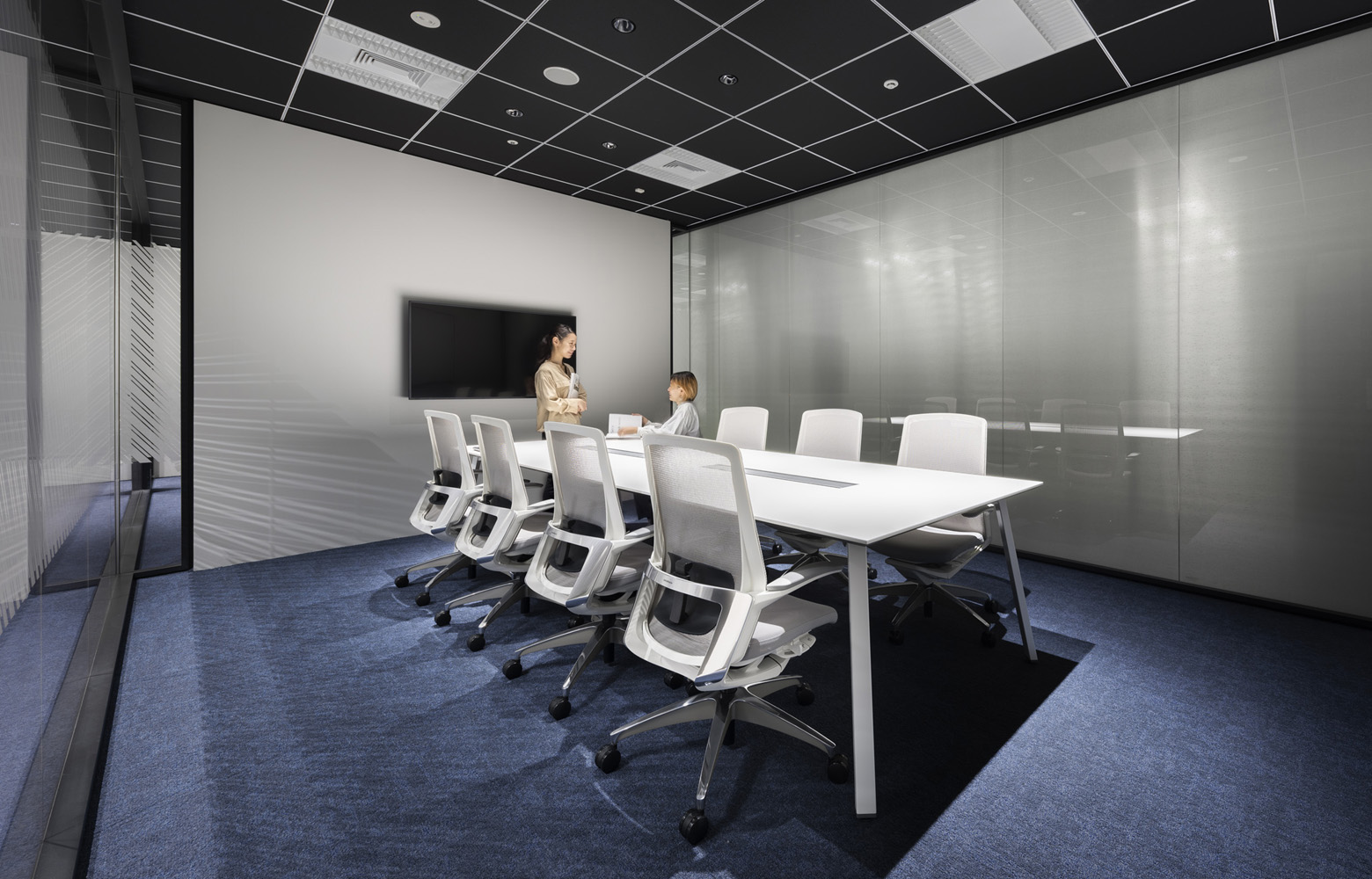 東洋アルミニウム株式会社 Meeting Room デザイン・レイアウト事例