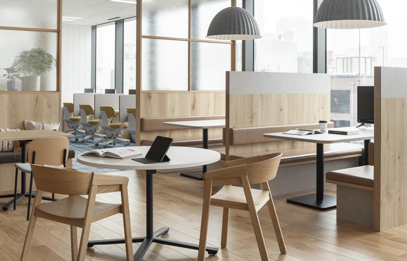 東洋アルミニウム株式会社 Work Lounge_2 デザイン・レイアウト事例
