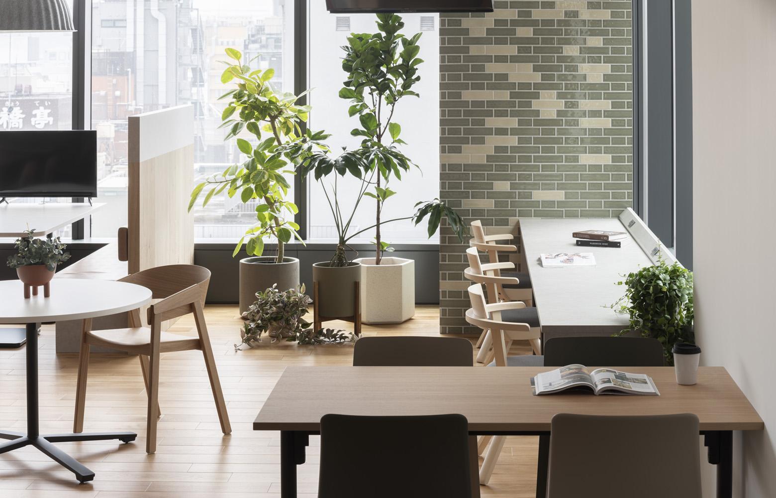 東洋アルミニウム株式会社 Work Lounge_3 デザイン・レイアウト事例