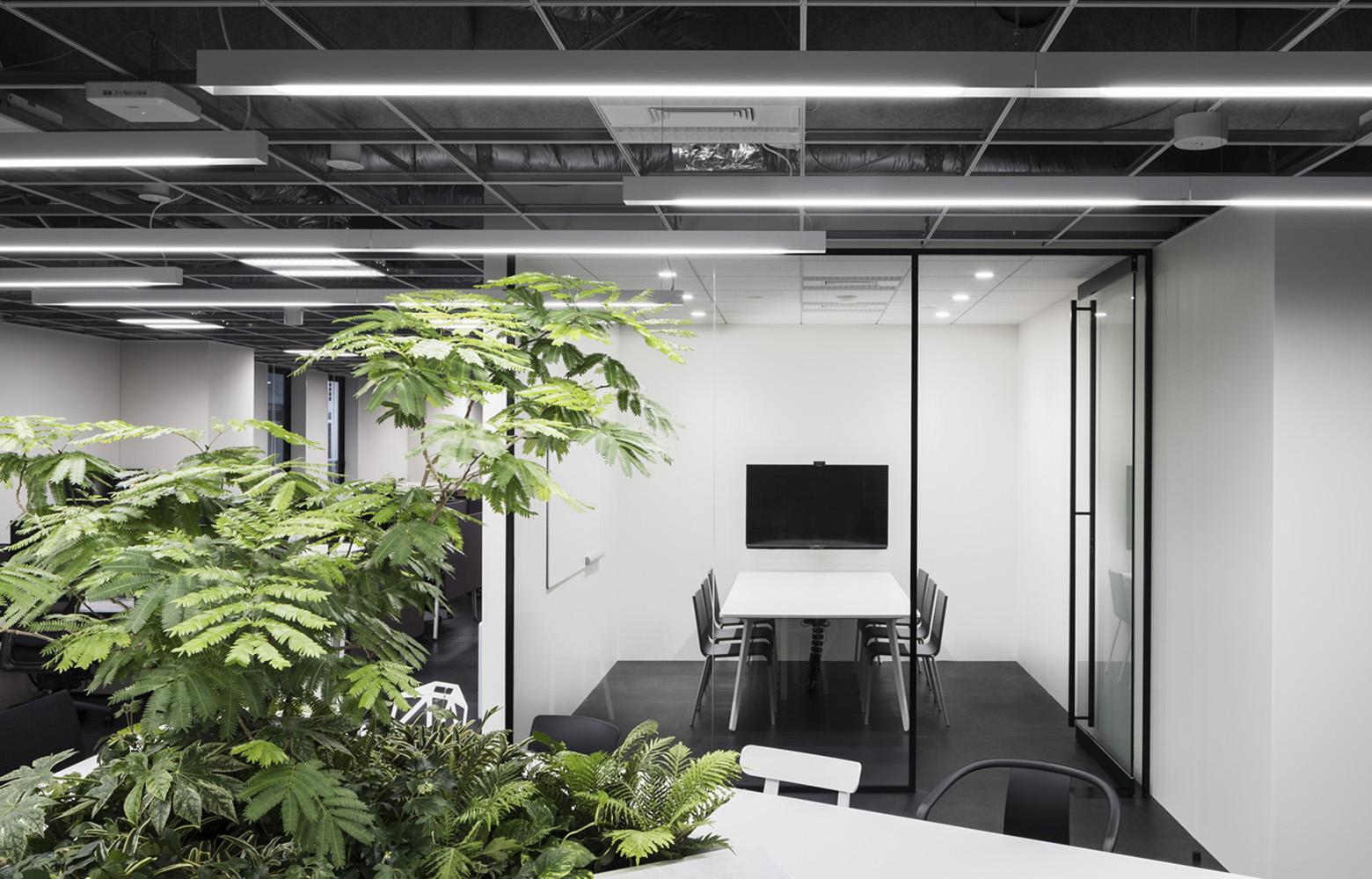 株式会社イエラエセキュリティ Meeting Room デザイン・レイアウト事例