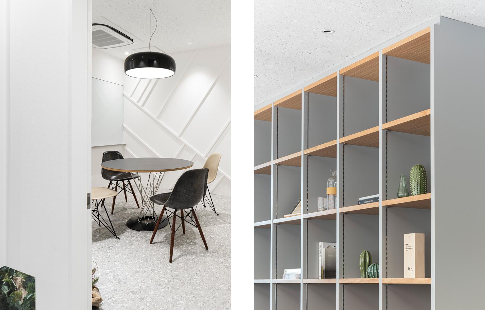 株式会社プライマルヴェニュー Meeting Room & Display デザイン・レイアウト事例