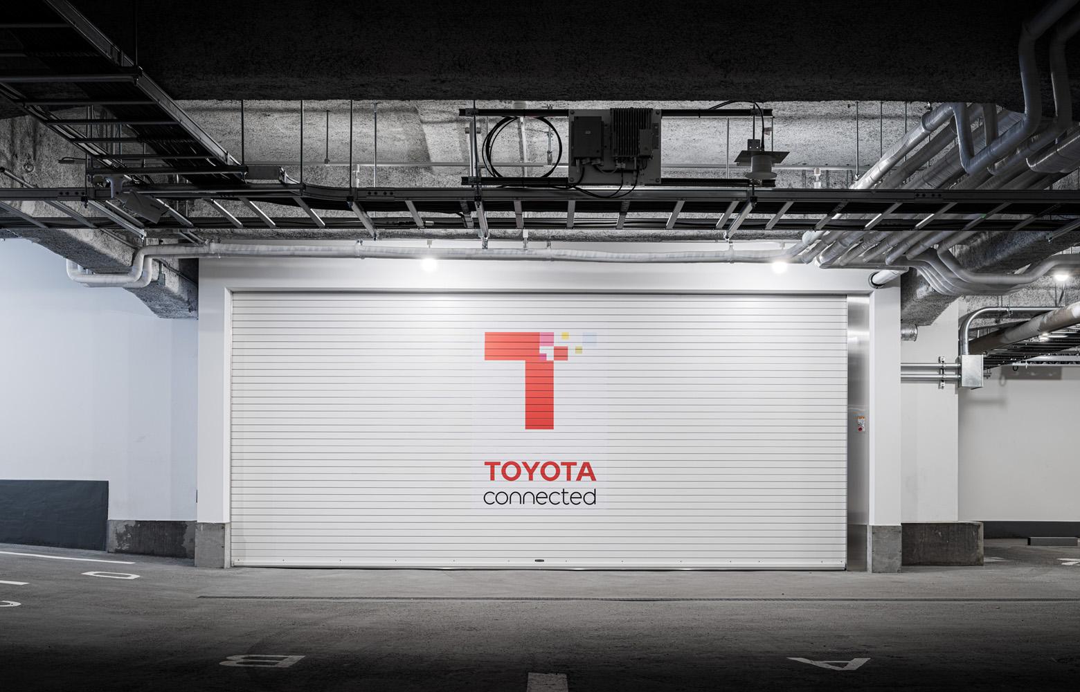 トヨタコネクティッド株式会社 Garage_2 デザイン・レイアウト事例