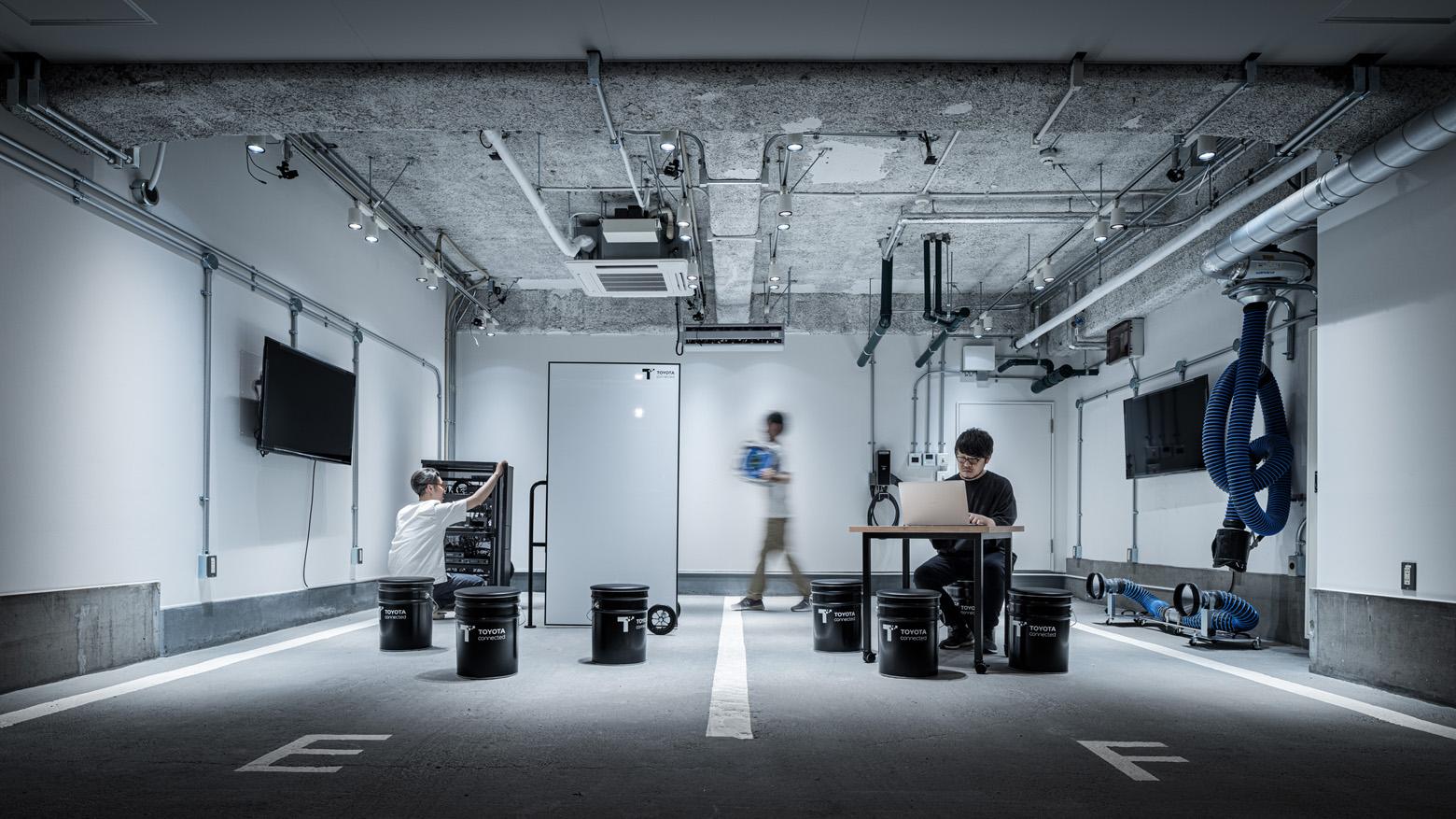 トヨタコネクティッド株式会社 Garage デザイン・レイアウト事例