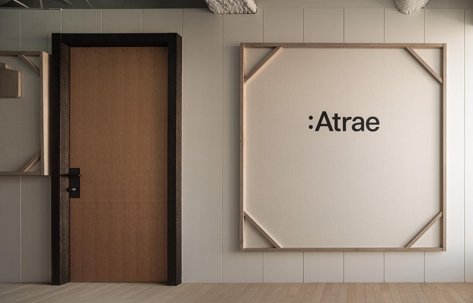 株式会社アトラエ vol.3 9F Entrance デザイン・レイアウト事例