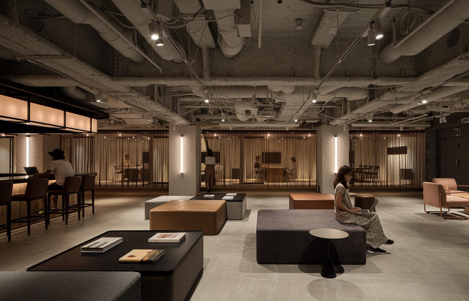 株式会社アトラエ vol.3 Work Lounge_3 デザイン・レイアウト事例