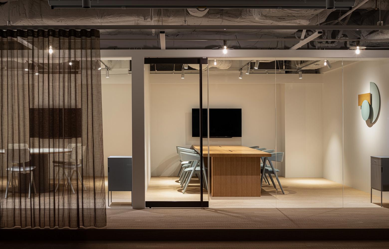 株式会社アトラエ vol.3 Meeting Room_2 デザイン・レイアウト事例