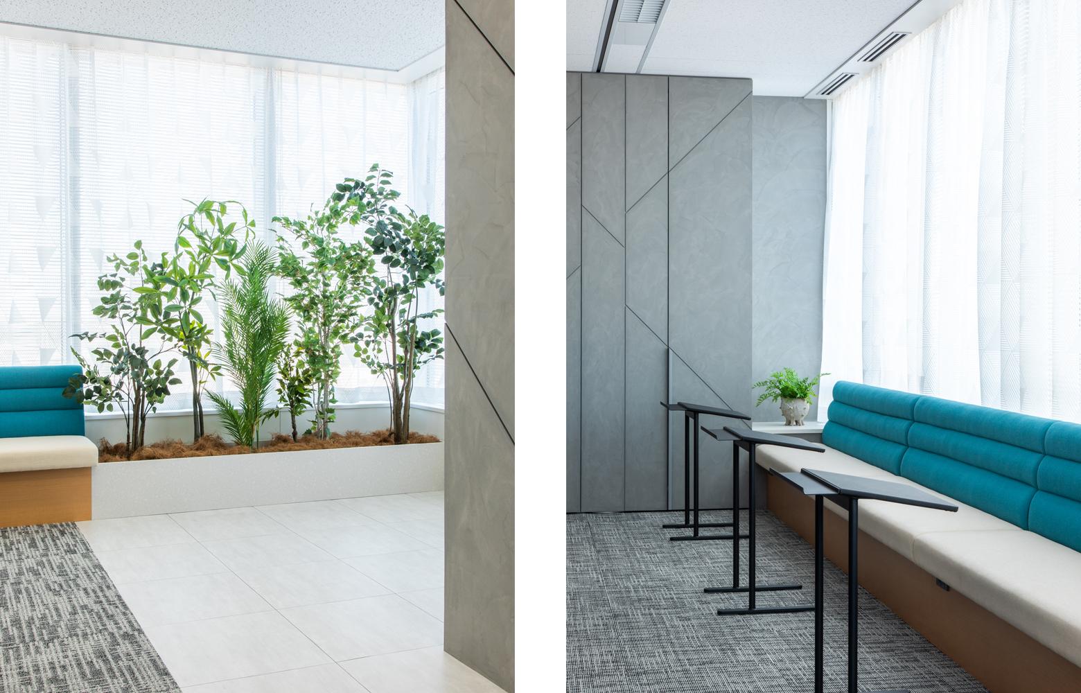 株式会社NTTデータMSE Shinyokohama Office Meeting Room_4 デザイン・レイアウト事例