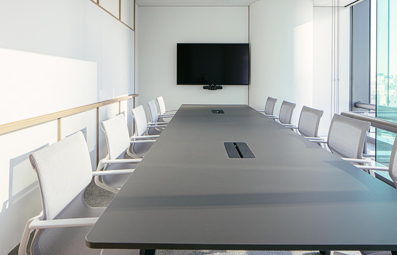 Secret Office Meeting Room_4 デザイン・レイアウト事例