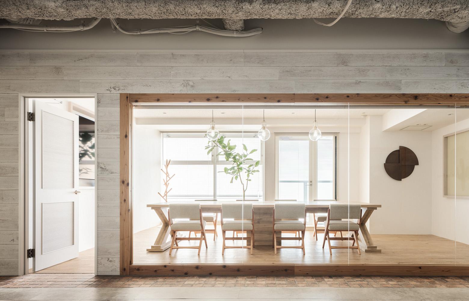 株式会社バリューファースト Meeting Room デザイン・レイアウト事例